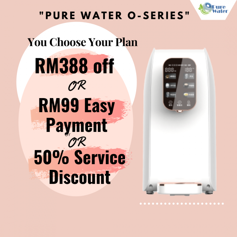 Pure Water 3 Promo Plan – Sept 2021
